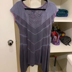 Columbia tie dye dress